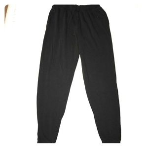 SO The Lounge Life Black Relaxed Jogger